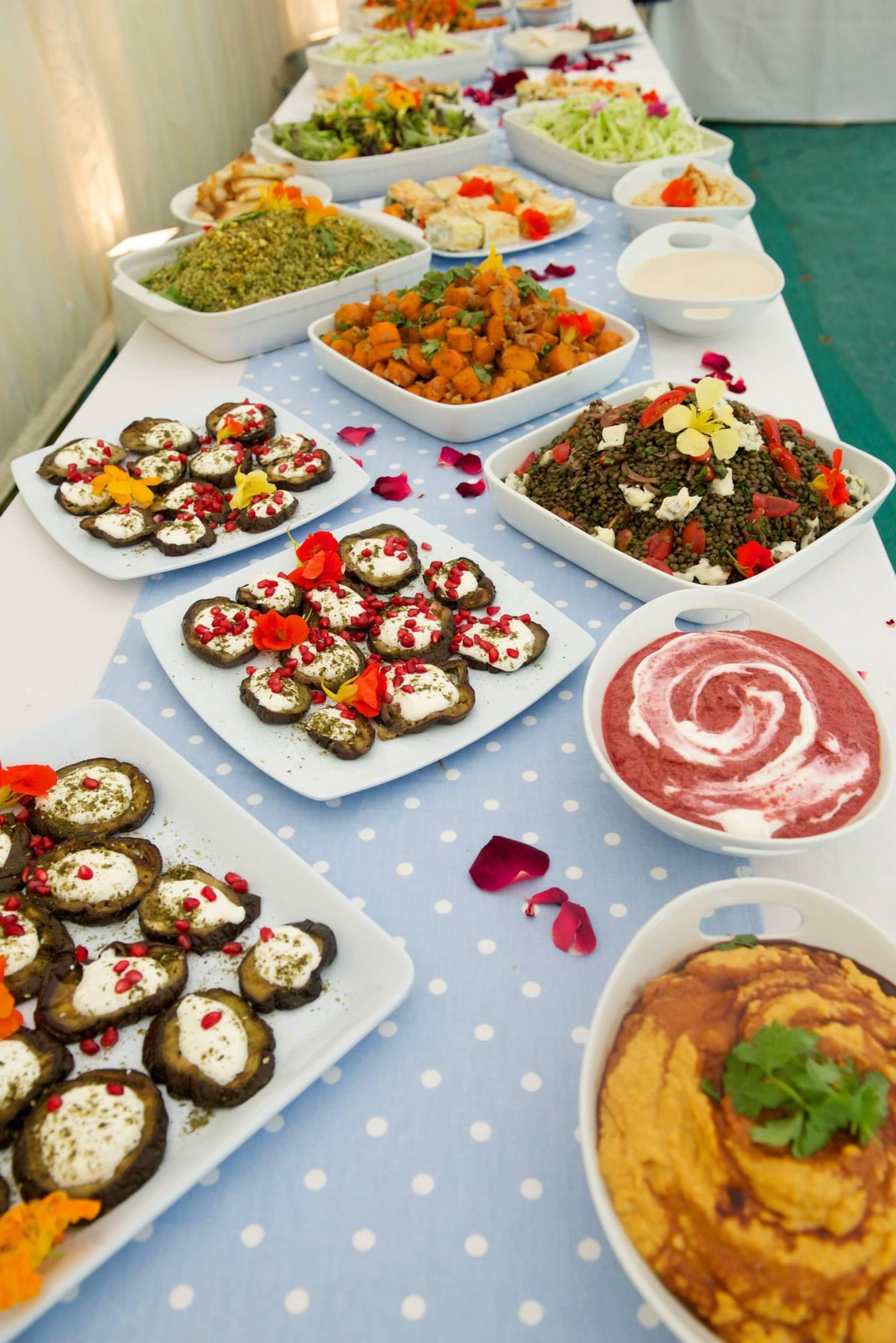 Menus: Salads / Vegetarian
